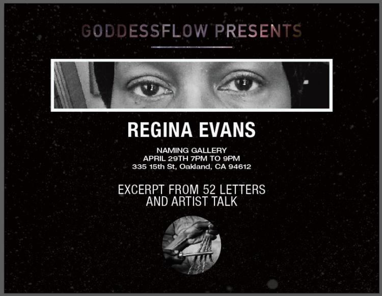 Regina Evans Goddessflow