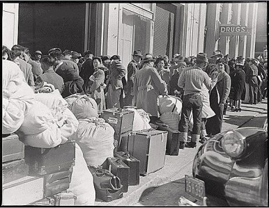 japanese-evacuation